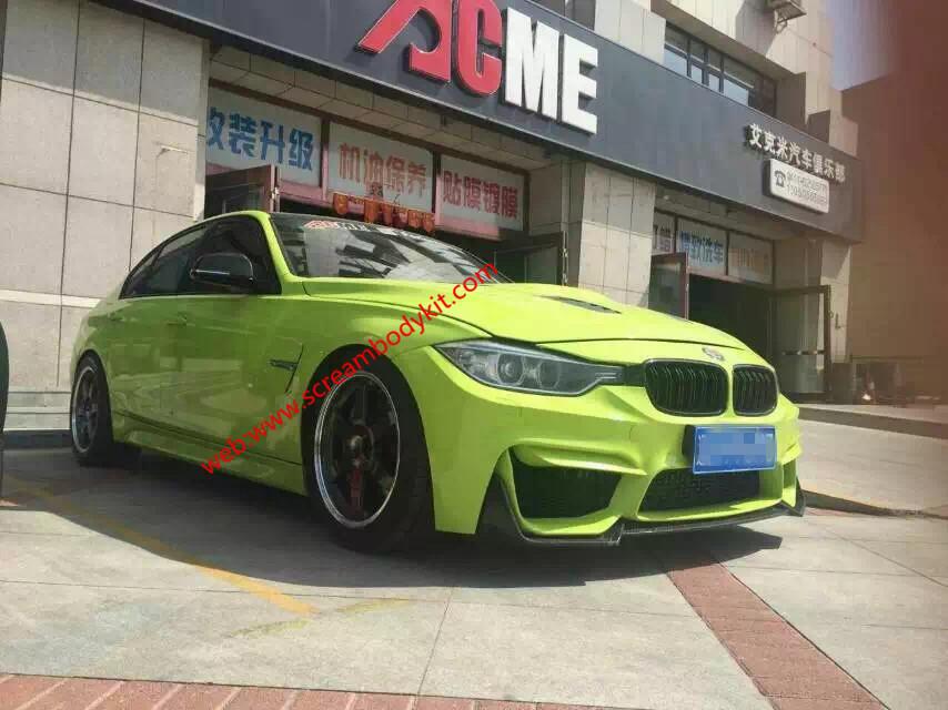 BMW 3 F30 F35 M3 body kit