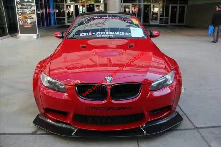 BMW E92 E93 M3 wide body kit