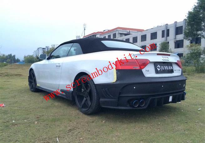 Audi A5 S5 ROWEN body kit