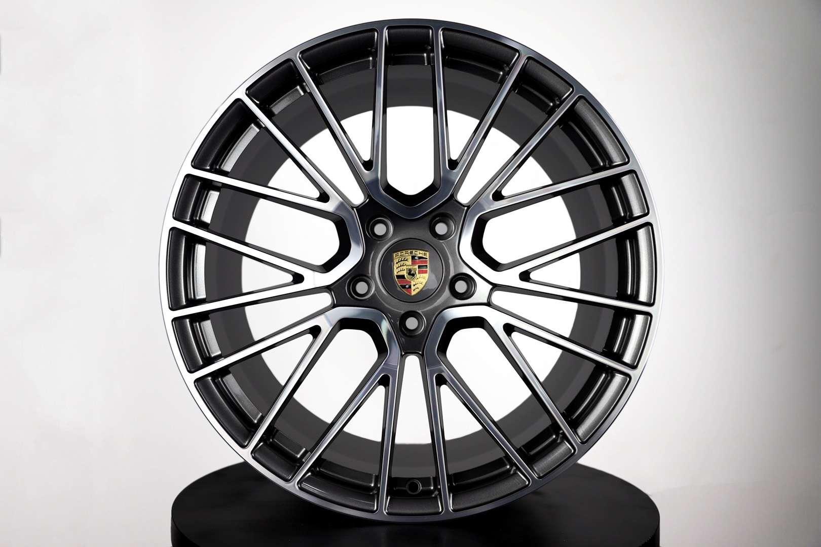 Porsche forge rims cayman/boxster/carrera4/4s/911/991/cayenne/Macan/panamera