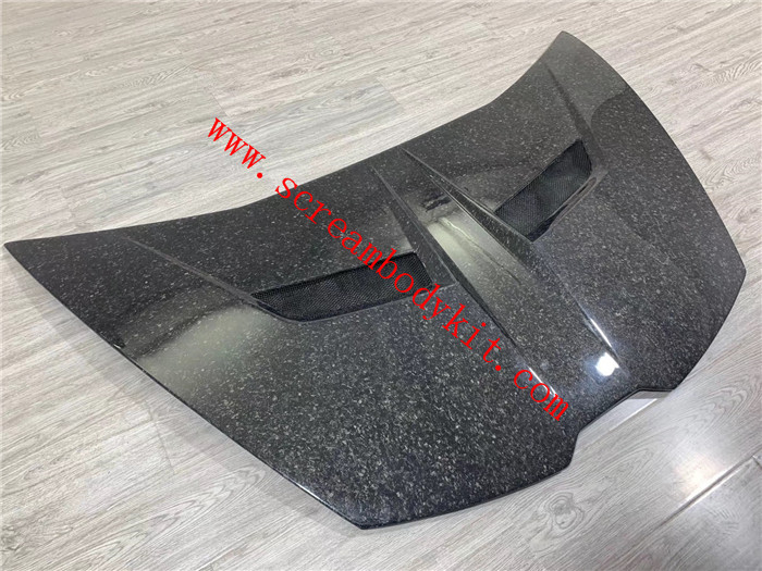 Lamborghini huracan 610 580 vorsteiner hood dry carbon fiber
