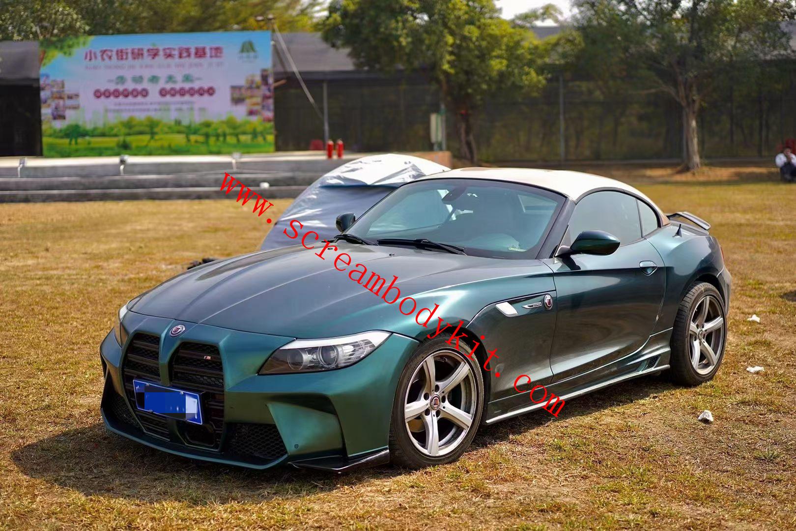 BMW Z4 E89 New M3 front bumper