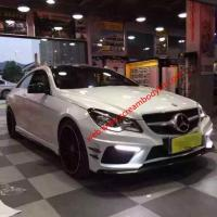 Benz E W207 body kit