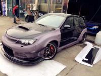 Subaru STI GVB IMPREZA body kit varis