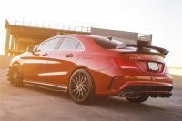 Mercedes-Benz CLA body kit wide body kit hood