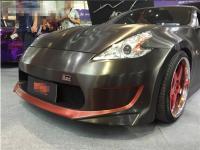 09-15 Nissan370Z AMUSE bodykit front bumper after bumper side skirts spoiler