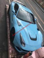 Ferrari F12 carbon fiber hood three