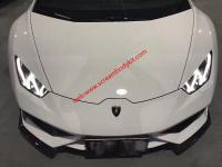 Lamborghini Huracan LP610 body kit Front lip after lip side skirts wing spoiler