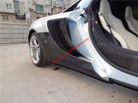 Mclaren 12C updat OEM Carbon fiber body kit