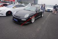 05-12 Porsche Carrera body kit front bumper after bumper side skirts rear spoiler