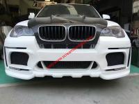 Audi Q5 bodykit front bumper after bumper side skirts fenders hood