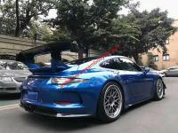 Porsche 911 GT3 body kit Apr wing front bumper lip after bumper lip side skirts rear spoiler