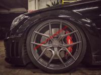 Mercedes-Benz W204 C63 amg update forged wheels