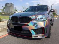 BWM X5 body kit front bumper after bumper fenders spoiler