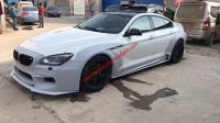 11-16 BMW F13 640i M6 body kit front buper after bumper side skirts fenders