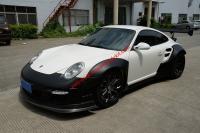Porsche 911 (997)body kit front bumper after bumper side skirts rear spoiler fenders