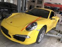 Porsche 911 991 value exhauest