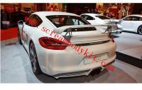 13-15 Porsche 981 cayman boxster spoiler wing