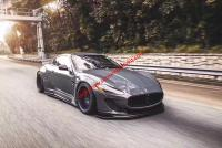 07-17 Maserati granturismo sport/GT wide body kit
