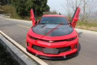 16-17 Camaro body kit hood front lip after lip side skirts