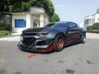 Camaro Wide Body Kit front lip rear lip side skirts fender hood