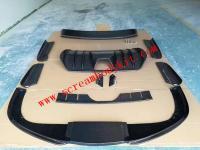 Ferrari F430 body kit front lip after lip side skirts HAMANN carbon fiber