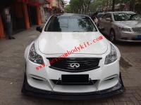 infiniti G35 wide body kit  front lip  after lip side skirts fenders