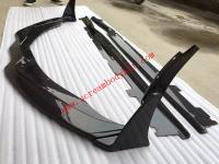 Chevrolet CorvetteC7 Z06 front lip side skirts carbon fiber