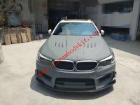 New BMW 525i G30/G38 body kit front bumper after bumper side skirts fenders hood