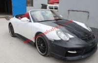 05-12 Porsche 911 997 body kit front bumper after bumper hood MISHA side skirts
