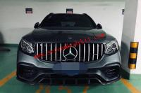 Mercedes-Benz GLC 63s or GLC front lip and front bumper after bumper carbon fiber