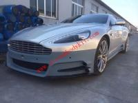 07-16 AstonMartin DB9 body kit front bumper after bumper side skirts