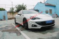 Toyota FT86 GT86 FRS SUBARU BRZ  body kit front bumper GIALLA after bumper side skirts wing spoiler