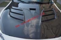 Toyota FT86 GT86 FRS SUBARU BRZ update VARIS VER.2 carbon fiber hood