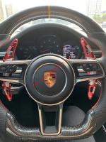 Porsche 911 cayenne Panamera cayman macan 718 Boxster 981  carbon fiber Steering wheel or LED light  Steering wheel