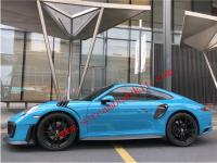 Porsche 991 Body kit GT2RS front bumper after bumper side skirts wing rear spoiler hood