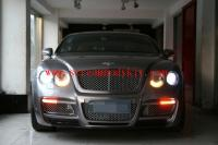 09-13Bentley Continental GT  update ASI  body kit front buper after bumper side skirts