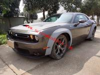 Challenger wide body kit hood spoiler fenders