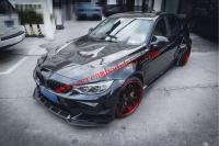 BMW F80 M3 wide body kit front bumper after bumper side skirts hood fenders etc