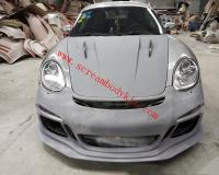 porsche 987.2 Cayman boxster 991.1 GT3 body kit must update 911 lighting