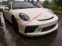 15-18 Porsche 911 991 991.2 Carrera4/4S/GTS update GT3/RS front bumper rear bumper GT3RS fenders GT3 spoiler