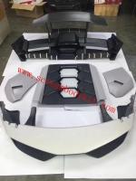 04-10 Lamborghini murcielagao 640 Lamborghini 670SVhalf carbon fiber body kit