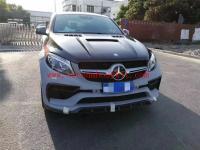 Mercedes-Ben GLE Topcar body kit half carbon fiber