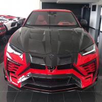 Lamborghini URUS Mansory body kit FULL dry carbon fiber