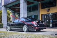 Mercedes-Benz S63/S65Amg mansory wide bodykit sedan W222