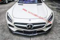 Mercedes-Benz GT/GTS AMG front lip side skirts rear lip carbon fiber ver1.2