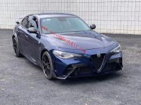 Alfa Romeo Giulia GTAm body kit front bumper rear bumper side skirts spoiler basic version