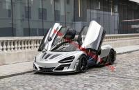Mclaren 720S Mansory body kit front bumper rear bumper side skirts spoiler wing