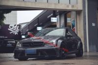 Mercedes-BenzW204C63AMG black series body kit Or C(Coupe or sedan)